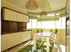Кухня Казория